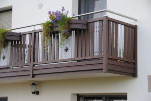 Balkone Edelstahl Balkon Rader